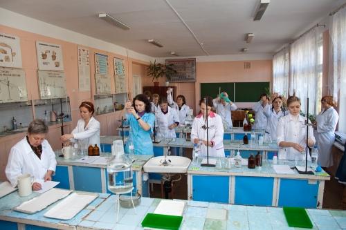 Конкурс профмастерства лаборанта хим анализов