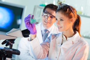 Ищем таланты среди лаборантов!