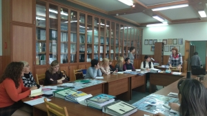 Заседание УМО преподавателей математики