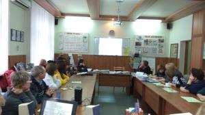 Заседание УМО преподавателей инженерной графики