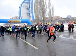Легкоатлетический пробег